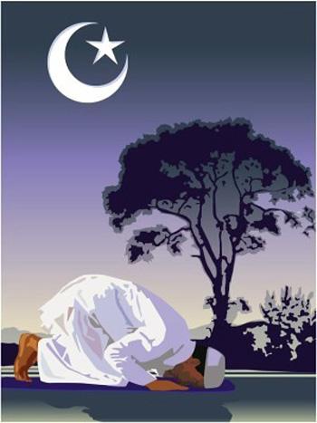 Sujud menyembah yang Masa Esa